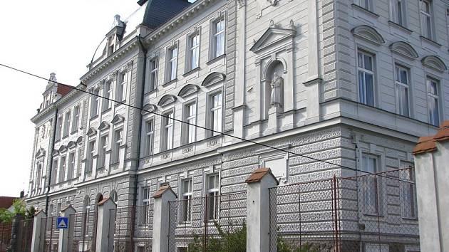 Netolická základní škola.