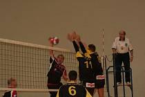 Netoličtí volejbalisté v Jablonci dvakrát prohráli.