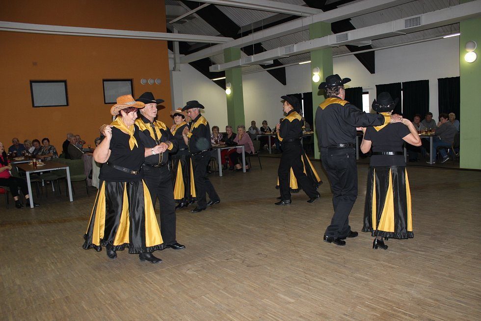 První říjnový den je mezinárodním dnem seniorů a volarští jej oslavili vpátek 6. října.