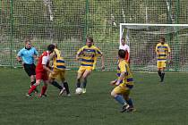 OP Prachaticka: Nebahovy - Lhenice B 0:0.