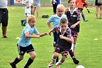 Strakonice žily velkým turnajem fotbalových přípravek.
