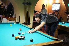 Kulečníkáři sehráli další ročník turnaje O pohár věčného studenta.