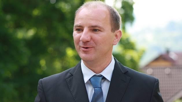 Ředitel Správy NP a CHKO Šumava Jiří Mánek