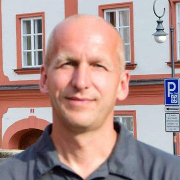 Karel Hudeček, 49let, Starostové a Nezávislí