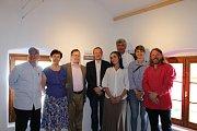 Galerie Biofarmy Slunečná hostí výstavu ...vidět Israel