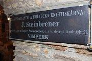 Logická hra ve sklepení Staré radnice ve Vimperku je novou nabídkou pro turisty.