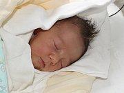 Jakub Kanaloš se narodil v prachatické porodnici ve středu 8. února v 7.10 hodin. Vážil 3,25 kilogramů. Rodiče Petra a Petr si prvorozeného syna odvezou domů, do Blažejovic.