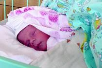 Hana Votavová  se narodila v prachatické porodnici v úterý 18. prosince v 08.12 hodin. Vážila 2560 gramů a měřila 45 centimetrů. Rodiče Lenka a Leoš jsou z Českých Budějovic. Na sestřičku se doma těšila Tereza (11 let).