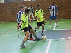 Sálovkáři zakončili Futsal cup šestým turnajem.