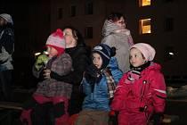 Vyrazit v pátek v podvečer do kina, proč ne, ale Volarští měli tento pátek naprosto unikátní příležitost. Promítalo se totiž v zimním kině pod širým nebem.