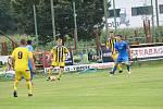Fotbalová I.B třída: Čkyně - Bavorov 3:0.