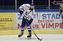 Hokejisté Vimperka zamíří v dalším kole do Milevska.