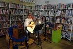 Týden knihoven v Prachaticích. Foto: Lucie Jiraňová