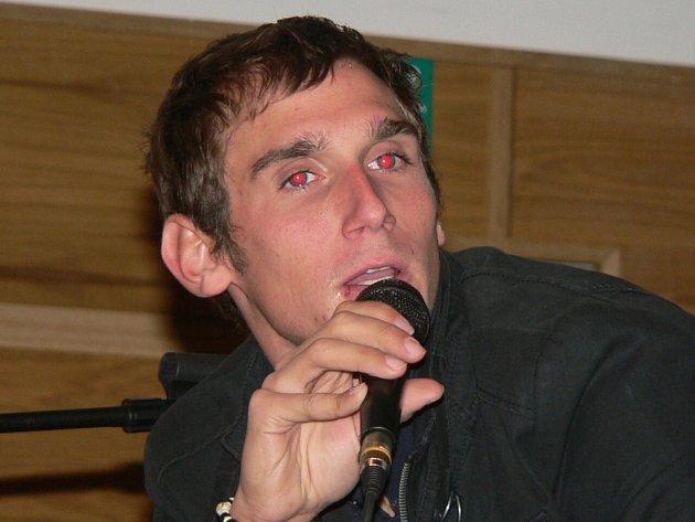 Roman Kreuziger, vítěz letošního závodu Okolo Švýcarska.