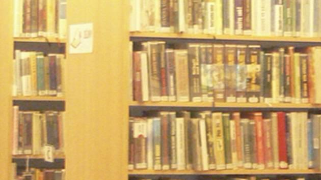 Obyvatelé obce budou mít již do jara možnost navštěvovat knihovnu přímo v obci. Ilustrační foto.