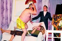 Amatéři bavili vimperské diváky.