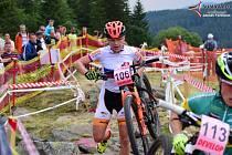 Bikeři absolvovali na Zadově další díl Českého poháru.