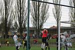 Fotbalová i.B třída: Vacov - Volyně 6:0.