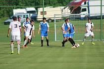 Fotbalová I.B třída: Vacov - Volyně 1:1 (0:1).