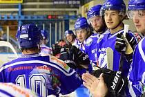 Vimperští hokejisté podlehli Strakonickým 5:8.