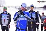 V rámci 24. ročníku ČT Šumavského skimaratonu absolvovali závodníci v sobotu volnou techniku a v neděli klasiku.