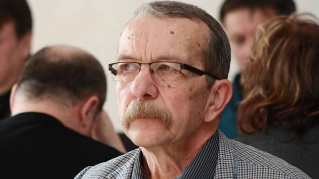 Starosta obce Zdíkov Zdeněk Kantořík.