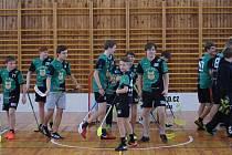 Netoličtí Rafani vybojovali v Krajské lize čtvrté místo.