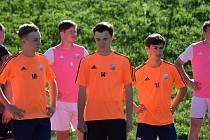 Fotbalisté Šumavanu Vimperk v pondělí odstartovali přípravu na novou sezonu. Čtrnáct dní budou s muži trénovat společně i starší dorostenci.