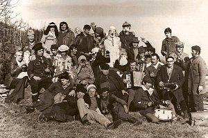 Masopust v Žernovicích má  dlouholetou tradici.