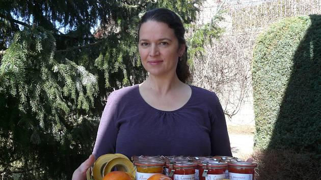 Jozefína Růžičková z Prachatic si opět připsala skvělá ocenění ve světové soutěži za výborné domácí marmelády.