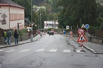Hlavní přístupovou komunikaci do centra Vimperku čeká v jarních měsících opět omezení dopravy. Na náklady společnosti Energie AG Teplo Vimperk se v ulici 1. máje budou opravovat asfaltové povrchy.