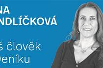 Jana Vandlíčková - váš člověk v Deníku.