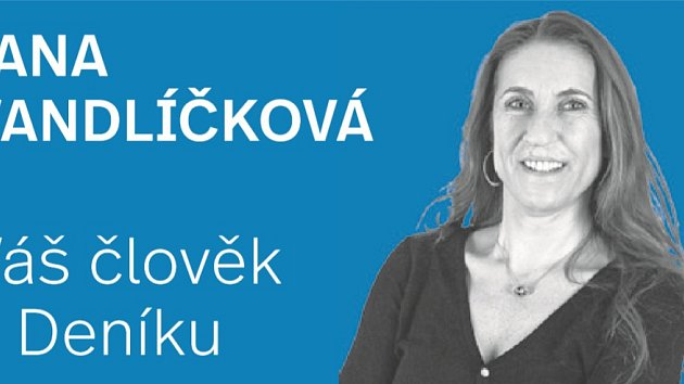 Jana Vandlíčková, Váš člověk v Deníku