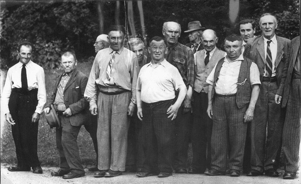 Domov seniorů v Prachaticích. Poznáte se své předky?