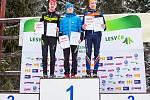 Český pohár lyžařů na Zadově. Ilustrační  foto.