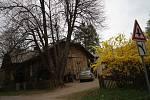 Mlynařovice, osada, kde se údajně měla odehrát tragédie.