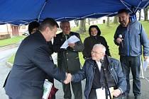 Sedm set let od první zmínky o obci slavili Chrobolští o víkendu.