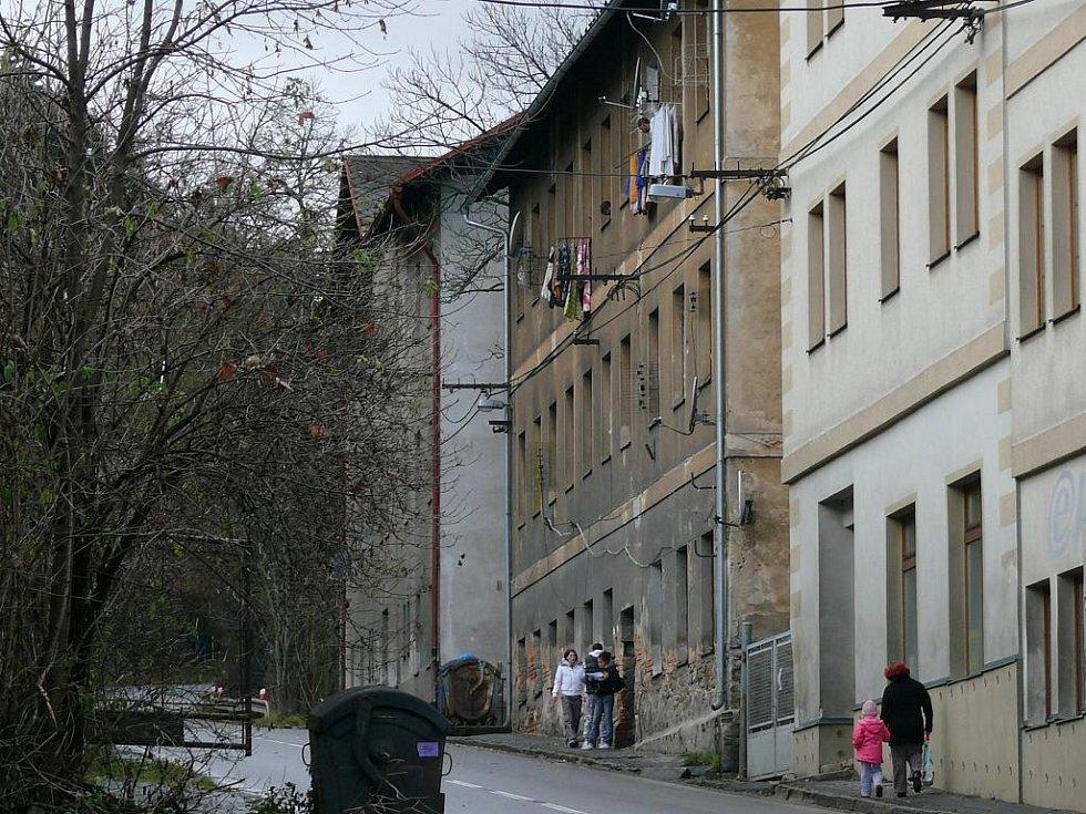některým rodinám ve Vimperku končí nájemní smlouvy kvůli jejich porušení.