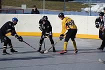 O víkendu můžeme v Prachaticích vyrazit třeba na hokejbal.