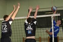Netoličtí volejbalisté zajíždějí k dalšímu zápasu do Sokolova.
