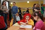 Zápisy dětí v Základní škole Zlatá Stezka 240 v Prachaticích.