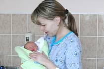 Veronika Duchoňová  se narodila v prachatické porodnici ve čtvrtek 31. ledna v 17.25 hodin. Vážila 2,87 kilogramu a měřila 46 centimetrů. Rodiče Zuzana a Jiří si dceru odvezli domů, do Chvalovic.