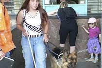 Nevidomí lidé mají pomoc