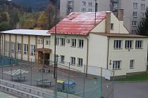 Dům dětí a mládeže v Prachaticích.