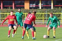 Fotbalový KP: Tatran Prachatice - SIKO Čimelice 4:0.