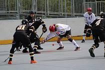 Horalové vyhráli v Jihlavě 7:1 a jsou v semifinále play off.