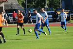 Fotbalová I.A třída: Vimperk - Mirovice 0:3 (0:1).