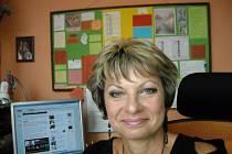 Ředitelka Oblastní charity Vimperk Dana Marková