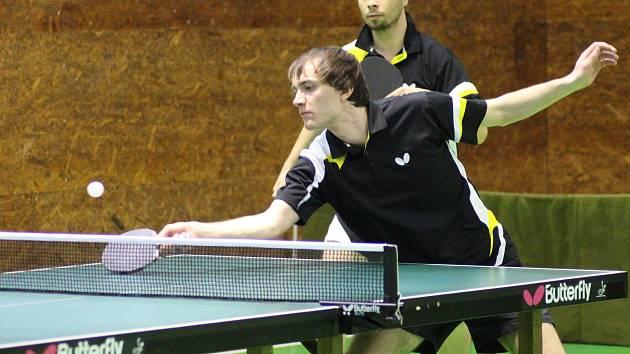 Stolní tenisté Libína. Ilustrační foto