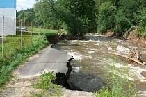 Na konci června loňského roku zasáhly bleskové přívalové deště  také Vimpersko. Škody, které vyčíslilo jen město Vimperk na svém majetku, přesáhly dvě stě milionů korun.